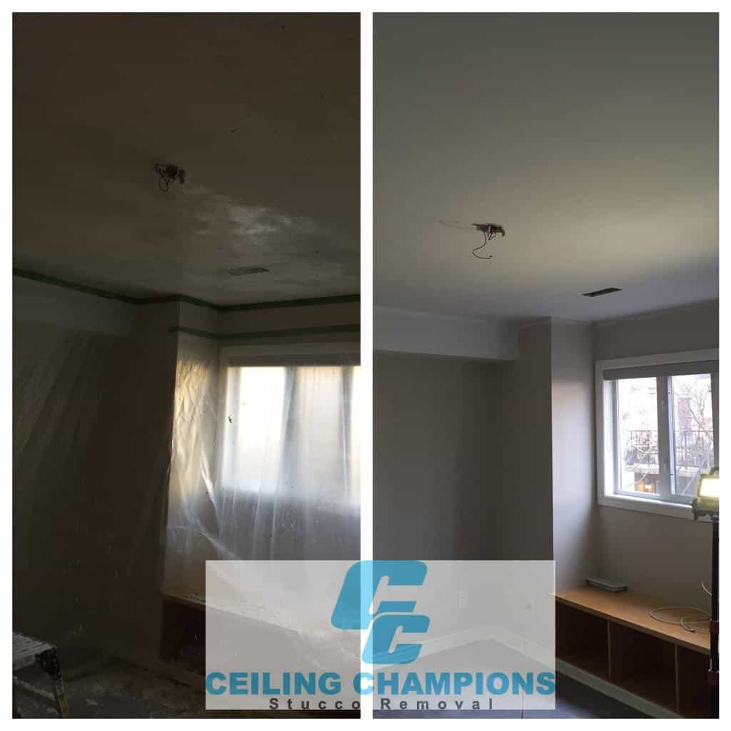 Office room drywall repair GTA
